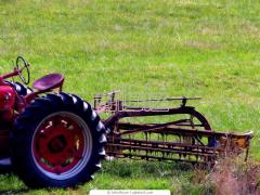 Turbines for agricultural machinery in assortment,