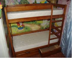 Furniture for kindergartens, a day nursery,