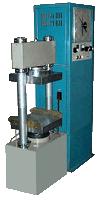 Испытательный пресс лабораторный МС-100 нагрузка