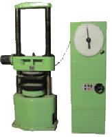 Press laboratory test P-500 a maximum load 500