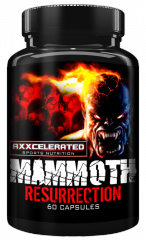 Axxcelerated Sport Nutrition Mammoth...