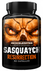 Axxcelerated Sport Nutrition Sasquatch Resurrection