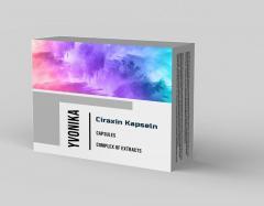 Ciraxin Kapseln (Tsiraksin Kapseln) - cápsulas para potência