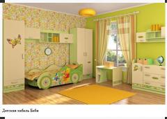 Детская мебель Беби