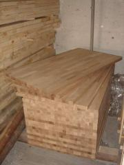Furniture board, bar, pogonazh