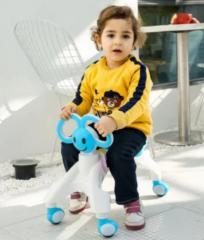 Ходунки-велосипед BABY WALKER СИНИЙ   Ходунки на