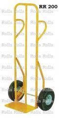 RR200 hand trucks, Two-wheeled carts manual, Bila