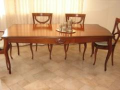 Furniture wooden for kitchen, buffet to order from