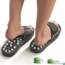 Massage Foot Reflex slippers