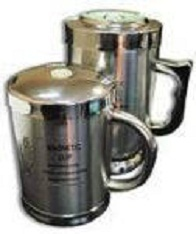 Magnetic mug