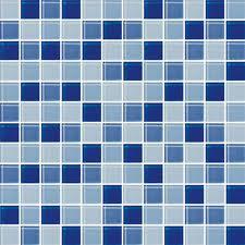 Glass mosaic of Cristall