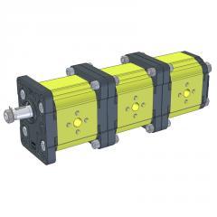 Pumps gear Vivoil