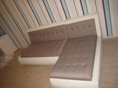 Upholstered furniture under the order, repair, a