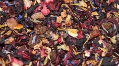 Чай фруктовый развесной ароматизированный