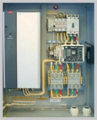 Control systems of the pump PCh Cascade stations