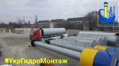 Башня водонапорная системы Рожновского ВБР-25