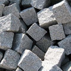 Granite stone blocks 100х100х100 Dnipropetrovsk