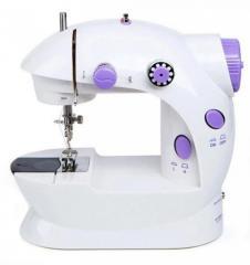 Портативная бытовая мини швейная машинка для...