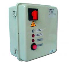 Електричні шафи керування