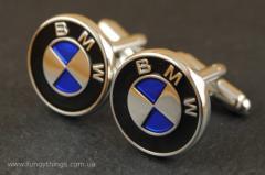 BMW cuff links