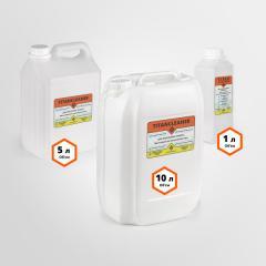 1 литр жидкость для очистки ювелирных изделий в