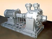 CENTRIFUGAL OIL HT PUMPS AND UNITS PUMP ON THEIR