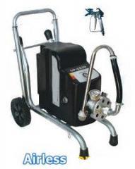 Окрасочное оборудование покрасочный аппарат высокого давления Airless 6835 (3.5L)