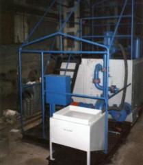Блок приготовления бурового раствора БПБР-2
