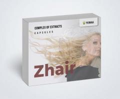 Zhair (Zaïre) - capsules pour la croissance des