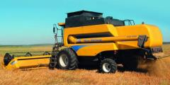 Комбайн New Holland CSX 7080 - 2008 года