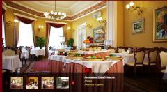 Ресторан в гостинице  Гранд Отель - лучшее место