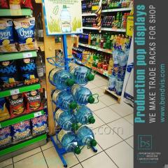 Portabottiglie d'acqua