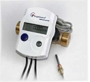 Ultrasonic heat meters of firm Engelmann from the