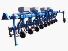 Cultivator KPH-5,6 plant feeder