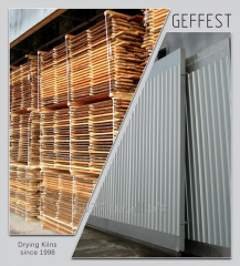 GEFEST - modern drying chambers and complexes for