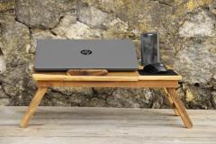 Столик для ноутбука Laptop iDesk Подарок на Новый