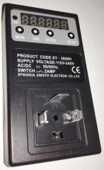 Таймер  XY-3800Н для управления пневмоклапанами