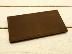 Купюрник кожаный Компакт подарки на день...