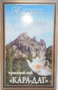 Tea from a nettle, a pustyrnik, a melissa lemon,