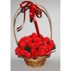 Букет из конфет Эсмеральда подарки на день