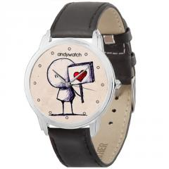 Наручные часы AndyWatch Требую любви Подарок...