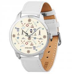 Наручные часы AndyWatch морские приключения...