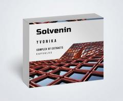 Solvenin (Солвенин) - капсулы от варикоза