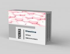 Diastine (Диастин) - капсулы от диабета