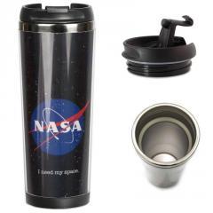 ТермоЧашка ZIZ НАСА оригинальный подарок на...