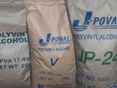 Polyvinyl alcohol (pvs)