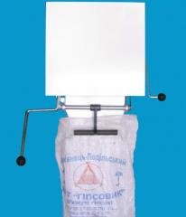 Equipment for packaging of loose products,