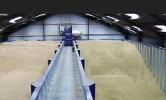 Оборудование для хранения зерна