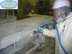 The cleaning washing product: ST-8 Foam-Stronglayn