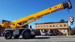 Автокран вездеход GRIL 52.47 Locatelli - 47 тонн